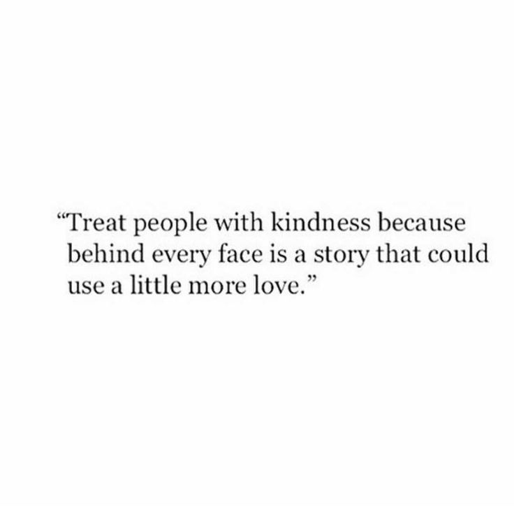 I always think about this when someone is mean to me... hurting people hurt others- often times unintentionally...