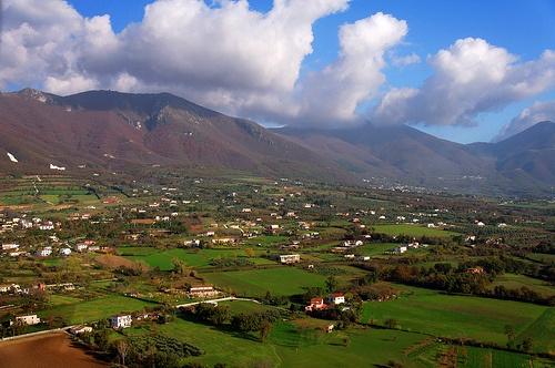 San Potito: Foto aerea