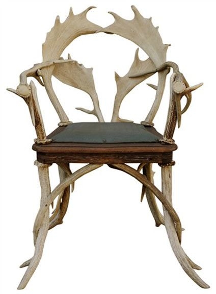 17 Best Images About Antlers Amp Horns Furniture Decor On