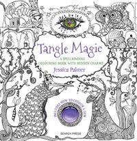 Search Press | Tangle Magic by Jessica Palmer