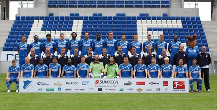 TSG 1899 Hoffenheim - 1. Mannschaft, Herren 2011/12 - FuPa
