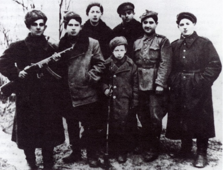 Russian Jewish rebels #WWII   Faces: 2nd World War 1939 ...