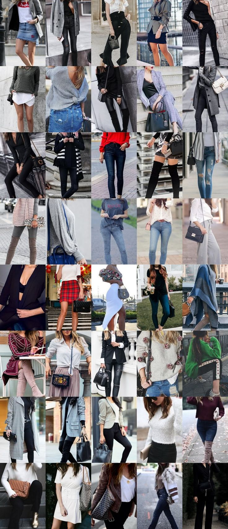 40 Stylish Outfits That Need To Be Taken Now!