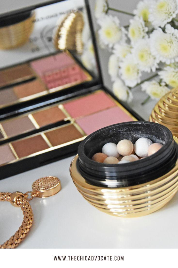 Guerlain Make-up Meteorites Gold