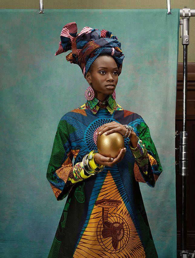 from le cataloge de la mode africaine