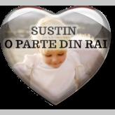SUSTINE O PARTE DIN RAI