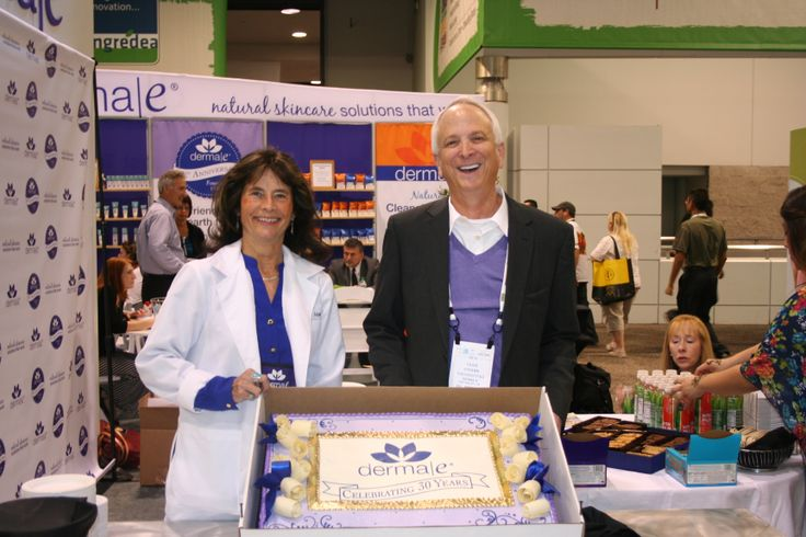 derma e at Natural Products Expo West