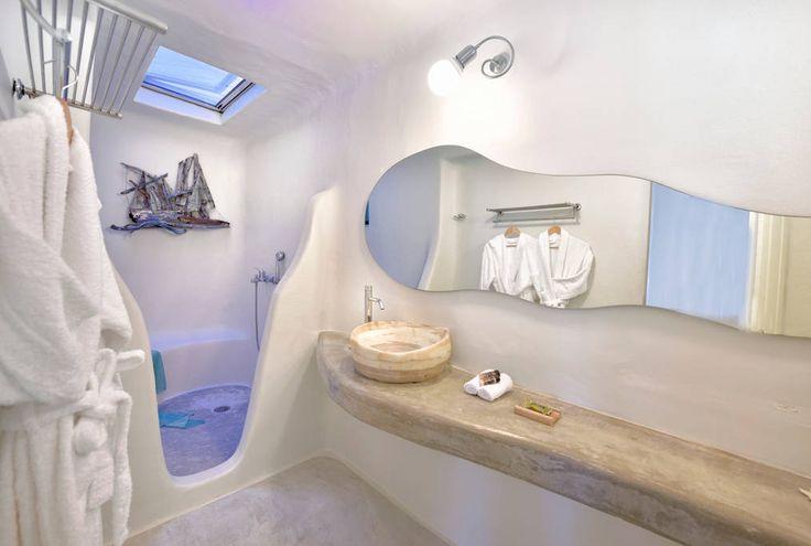 Villa Helios bathroom