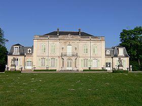 Château de Montaigu (Meurthe-et-Moselle) -- Région Lorraine Département Meurthe-et-Moselle Commune Laneuveville-devant-Nancy
