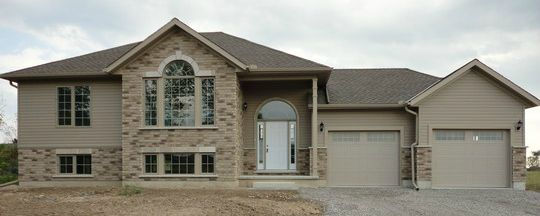 excellent raised bungalow house plans. House plans from Canadian Home Designs  Ontario licensed stock and custom house including bungalow two storey garage cottage estate homes 37 best Plans images on Pinterest Custom
