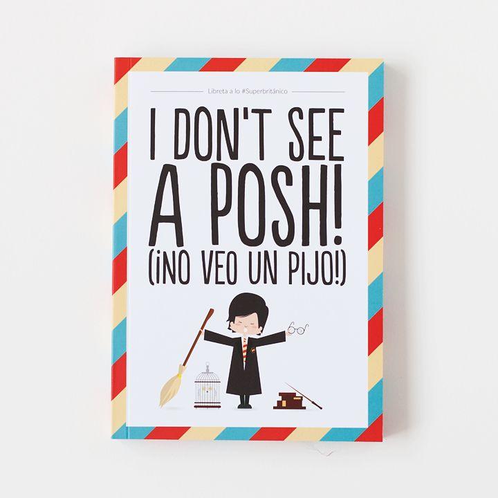 Libreta - I don't see a posh!