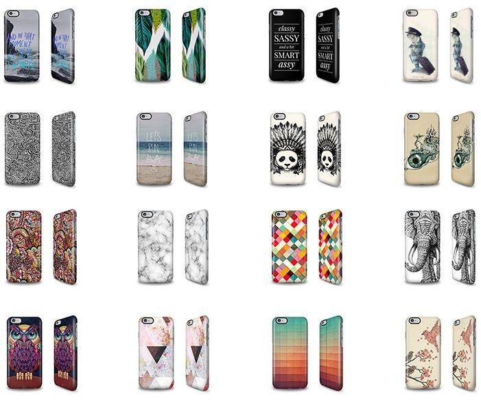 Caseable Smartphonehüllen