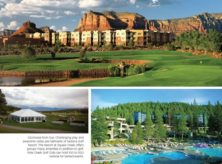 Ace Your Next Event at Local Golf Courses - Spring/Summer 2014