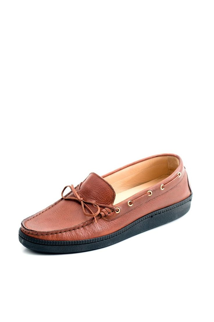 Beautiful tan loafer. Italian leather, leather lined, made exclusively for cherri bellini, Rundle St, Adelaide.