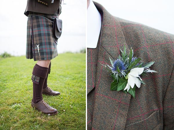 wedding, real wedding, Cornish wedding, castle wedding, marquee reception, wedding photography, Sarah Falugo, Green Photographic, Scottish groom, kilt, pastels   As seen on Pocketful of Dreams