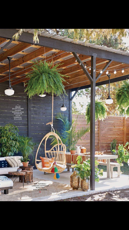 """""""Terrain d'essai"""" dans Better Homes and Gardens, juin 2017. À lire le … …"""