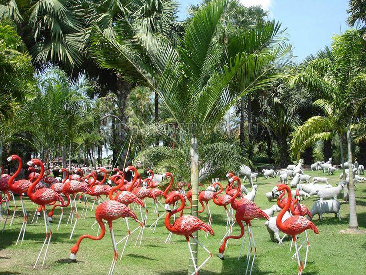 Экскурсии в Тропический сад Нонг Нуч (Nong Nooch Tropical Garden) из Паттайи www.max-relax.me