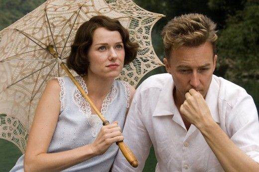 The Painted Veil, (2006) dir. John Curran, based on the book by Maugham