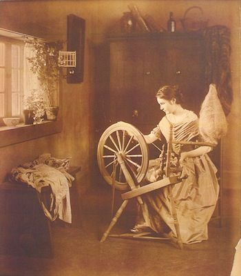 Colonial Linen: A Step Towards Independence- How To On Linen, From Plant(Flax) To Textile.