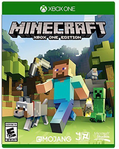 Build with your imagination! Minecraft, one of the best-selling games on Xbox 360, is now available on Xbox One. Create and explore your very own world where the only limit is what you can imagine - just be sure to build a shelter before night comes to keep yourself safe from monsters.          ...
