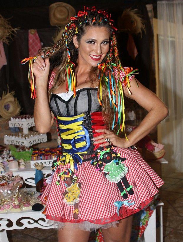 Lívia Andrade (Foto: Thiago Duran / Agnews)