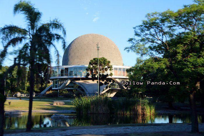 Planetarium in Palermo District - Buenos Aires, Argentina | FollowPanda.COM