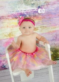 Tutu - Rainbow Pink