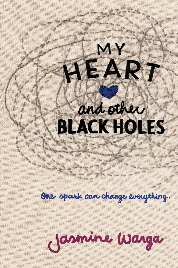 This YA novel touches on the sensitive subject of suicide — something that both the male and female protagonists bond over as they plan their own. In My Heart and Other Black Holes by Jasmine Warga, two young people begin to find a reason to live in each other, but is it enough for them?