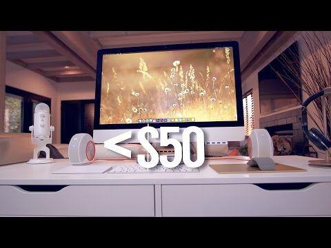 The Best Tech Under $50 - November 2015 - YouTube