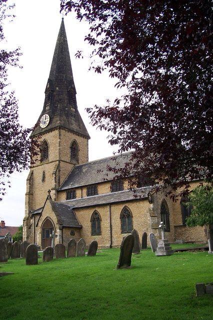 North Ferriby church, East Yorkshire
