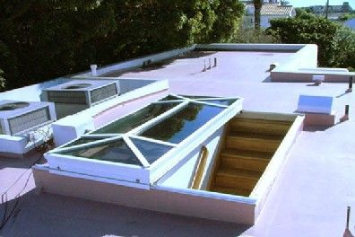 Sky-Tech Glazing Systems/Retractable Skylights