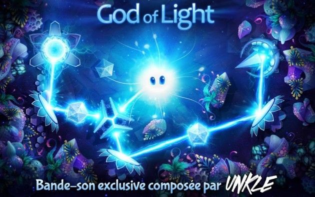 God of Light Puzzle Game Debuts, With Unkle Score in the Background   Android Pipe - Android games, apps, reviews and news