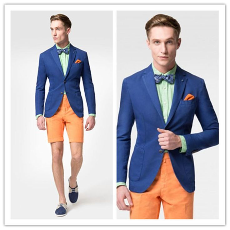 2016 New Spring Fashion Brand blue Blazer Men High Quality 2 button Casual Suit Jacket Men Slim Fit blazer