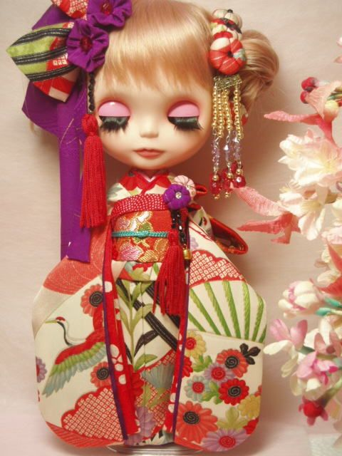 Kimono blythe