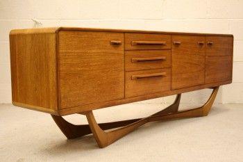 """Super coole retro / vintage ( design 70's ) kast. Ik zeg : """" AWESOME!!! """"."""