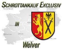 Schrottankauf Exclusiv in Welver und darüber hinaus!
