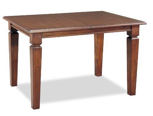 dining table by home styles size is 48 inch wide by 36 inch