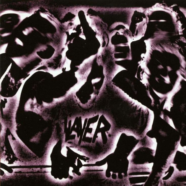 Slayer - Undisputed Attitude (1996)