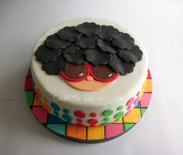 tortas disco - Buscar con Google