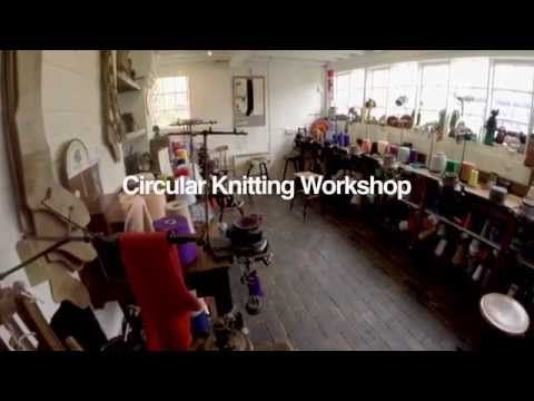 A View of the Framework Knitters Museum Interiors - YouTube