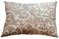 Подушка стеганая (60х60см) ткань бязь, наполнитель холлофайбер ХБ14/60х60