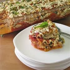Image result for vegan lasagna without tofu