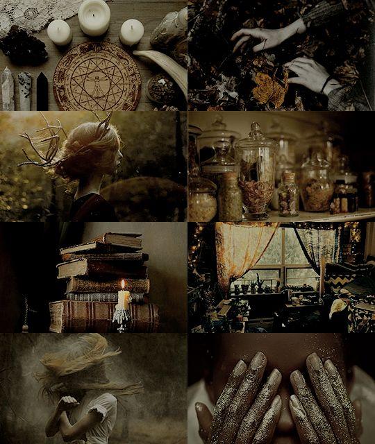 Pvffskein Dark Witch Aesthetics Hufflepuff Gryffindor
