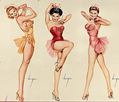 Bam! Bam! Bam!Alberto Vargas, Vargas Girls, Lingerie Parties, Pin Up Poses, Wallpapers Art, Pinupart, Vintage Pin Up, Pin Up Art, Pin Up Girls