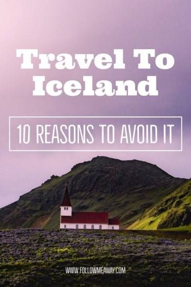 10 Reasons Why You Should Never Travel To Iceland | How To Plan A Trip To Iceland | Iceland On A Budget | What To See And Do In Iceland | Best Of Iceland Travel Tips