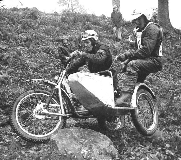 Chairmans View Sidecar Trials Sidecar, Motorcycle, Views