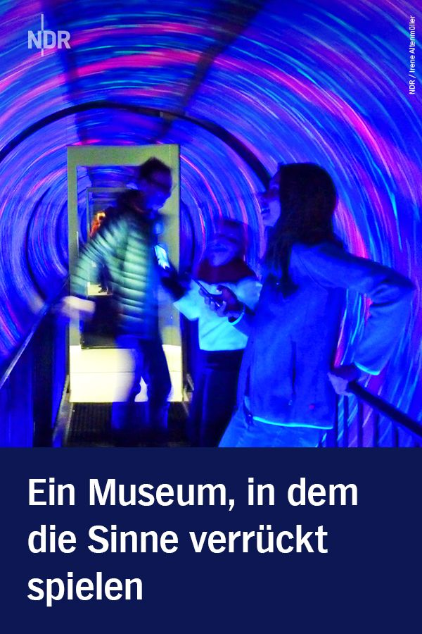 Museum Der Illusionen Hamburg Spass Fur Die Sinne Museum Illusionen Future City