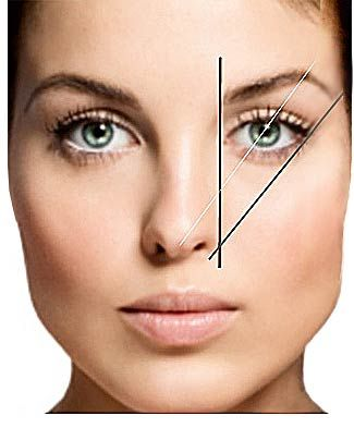 Eyebrow Shaping tips - If you are missing the front half of you eyebrows put down the tweezers/wax!