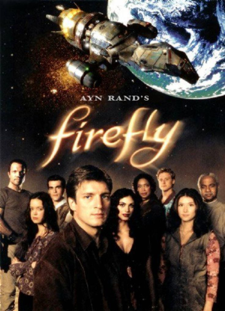 Ayn Rand does Firefly - I mean. You know exactly where this is going.