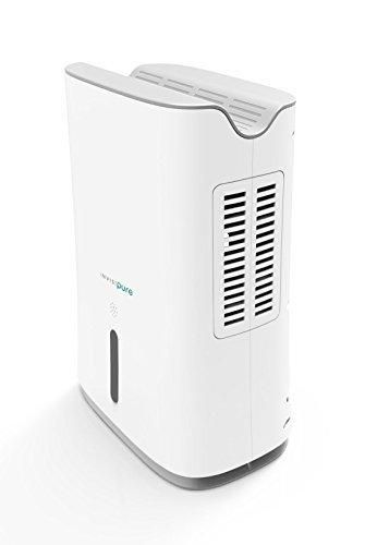 [On Sale] InvisiPure HydroWave Dehumidifier - Safely Removes Excess Moisture from Home Office and Vehicles